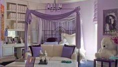 80 Inspirational Purple Bedroom Designs & Ideas