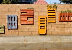 How to Build a Vertical Pallet Garden - Snapguide