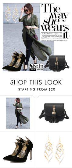 """""""10#SheIn"""" by kiveric-damira ❤ liked on Polyvore"""