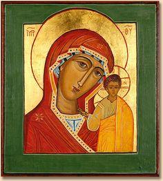 La Vierge de Kazan