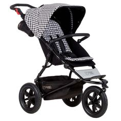 From the Mountain Buggy Urban Jungle Stroller Luxury Collection comes the Pepita, the ultimate combination in refined stroller styling and versatility.
