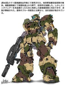 Robot Concept Art, Robot Art, Manga Anime, Gundam Iron Blooded Orphans, Gundam Mobile Suit, Battle Droid, Gundam Art, Custom Gundam, Super Robot