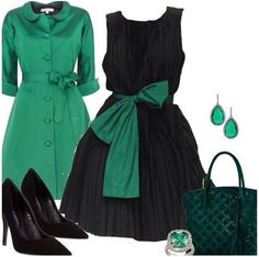 Mm, Slytherin holiday outfit. I need to figure out what I'm going to wear to thanksgiving...