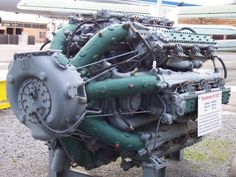 Zvezda M503 was a maritime 7 bank, 42 cylinder diesel radial engine built in the 1970s by the Soviet Union.
