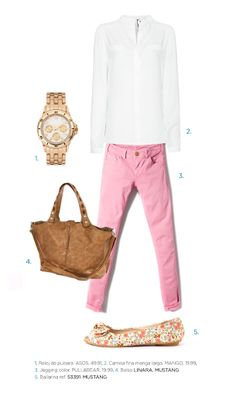 outfit mtng mustang primavera