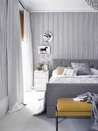 Image result for C & C Milano grey stripe wallpaper