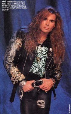 Picture of Mike Tramp