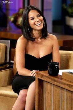 Olivia Munn that smile :)