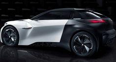 Peugeot Fractal Concept at Frankfurt Motor Show 03