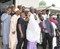 NIGERIAN TOP SECRET: Saraki joins Nigerian Youths to mark International...