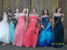 Redneck Prom....this is awesome.