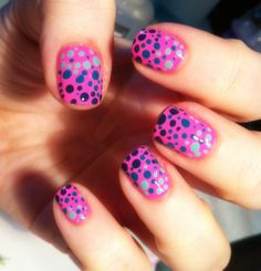More dots, so easy and so cute