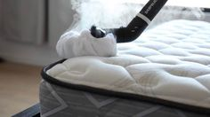 How to Clean a Mattress? This article will help you to the ways to clean a mattress. Cleaning the household stuff is not that easy, especially stuffs like mattress. Once you start cleaning your household stuffs from one end to another, you can't leave out the mattress. There are some of the best ways to clean a m... #CleanADishwasher, #CleanAMattress, #CleanHardwoodFloor, #GetRidOfAntsInTheHouse, #GetRidOfBedBugsOrganically, #GetRidOfCarpenterAnts, #GetRidOfMold, #GetRidO