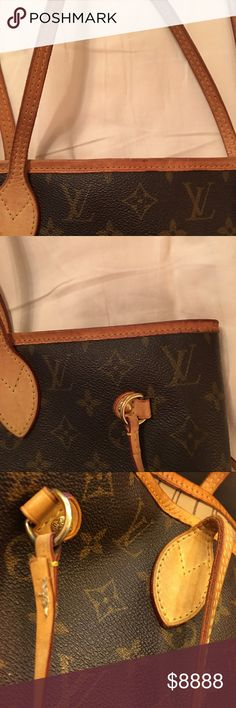 Additional pics of Neverfull See original listing in my closet. Bags Totes