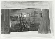 Silke Otto-Knapp, Stage (with moon)