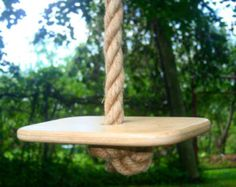 long rope swing, large seat, feet m) long inch thick organic jute rope, backyard tree swing, organic jute climbing rope Tree House Playground, Outdoor Playground, House Ladder, Playground Accessories, Palm Tree Background, Tree Wedding Centerpieces, Build A Playhouse, Indoor Playhouse, Courtyards