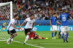 Alemania 1 - 1 Italia. (Penales: 6 - 5) Eurocopa. 02.07.2016