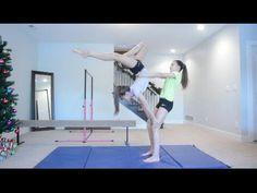 Acro stunts