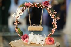 RING PLATTER Get Customized Ring Platter for your Engagement. An elegant way to present the rings! DM for order. Floral Wedding Decorations, Engagement Decorations, Diwali Decorations, Wedding Crafts, Wedding Favors, Diy Wedding, Ring Holder Wedding, Ring Pillow Wedding, Engagement Ring Platter