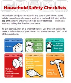 This checklist has baby proofing tips for every room in your home. Home Safety, Baby Safety, Child Safety, Safety Checklist, Safety Tips, Baby Health, Kids Health, Adopting A Child, Childproofing