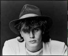 John Taylor - Duran Duran Forever one of my all time favourite photos of John