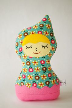 Thinking about making something like this for Cecilia for Christmas.