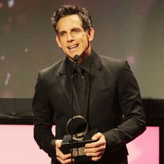 The 25 Sexiest Vegan and Vegetarian Celebrities Ben Stiller - Vegan