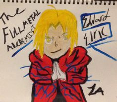 Edward (colored) By @luluwhotoo (requested DO NOT REMOVE NAME!!)
