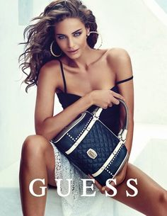 Guess Holiday Accessories Campaign For 2013, 2014 #fashion #photography
