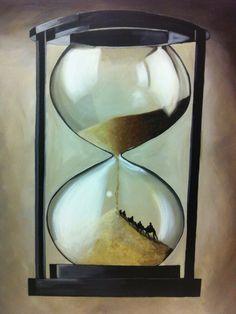 92 Mejores Imágenes De Reloj De Arena Hourglass Clocks Y