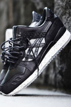 "BAIT x Asics Gel-Lyte III ""Nightmare"" Supernatural S"