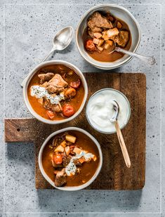 New Recipes, Curry, Pudding, Ethnic Recipes, Desserts, Food, Dish, Kitchens, Goulash Soup Recipes
