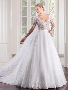 Vestido de noiva modelo: Ballet 21