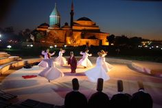 Go to Turkey for the Mevlâna Festival.