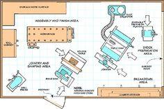 74 Best Workshop Layout Images On Pinterest Garage Workshop Plans