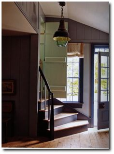 Colonial & Primitive Decor Ideas- Sag Harbor House by Steven Gambrel
