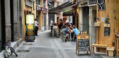 Näin tilaat tapaksia Espanjassa