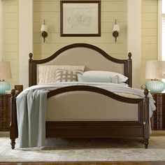 Have to have it. Paula Deen River House Low Poster Bed - River Bank - $1425 @hayneedle