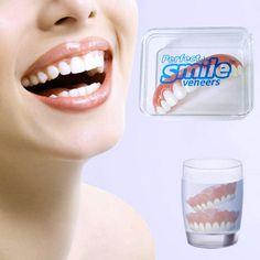 Perfect Smile Veneers Teeth Whitening