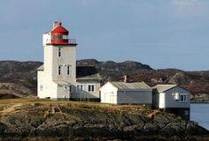 Lighthouses of Norway: Kristiansund Area