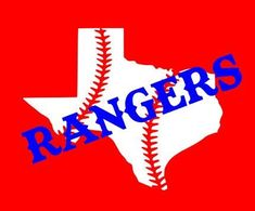 Texas Rangers SVG - for the guy in your life that needs a Rangers shirt or decal! by HeifersandhalosTX on Etsy Texas Rangers Shirts, Rangers Game, Vinyl Shirts, Cricut Vinyl, T Shirt Diy, Printables, Silhouette, Logos, Guys