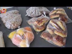 Ramazanlık Buzluğa Atmalık Pratik fikirler/Ramazan Hazırlıkları/Azime Aras - YouTube