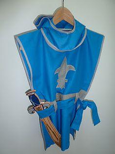 Knight, ridderpak.