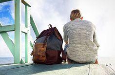 Special order // BACKPACK-men  Que seja companheira em todas as aventuras que terás pela frente [Eu avisei que a semana passada era dedicada às mochilas...] #justliving2016 #andreiacostahandmade #backpack #exploretocreate