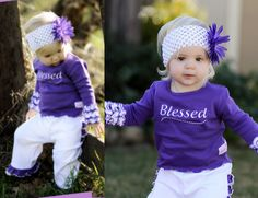 Super Cute Christian clothing for your baby or toddler.