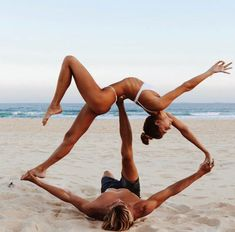 Hold me, balance me, and trust me. Most importantly, come camp with me 💙 🔥 Couples Yoga Poses, Acro Yoga Poses, Yoga Poses For Two, Partner Yoga Poses, Fit Couples, Yoga Inspiration, Fitness Inspiration, Yoga Meditation, Namaste Yoga