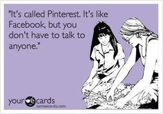 That's why I love Pinterest! <3…