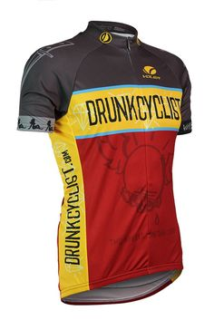 bd5a83593 Shop Premium Cycling Apparel Drunk Cyclist Collection by Voler