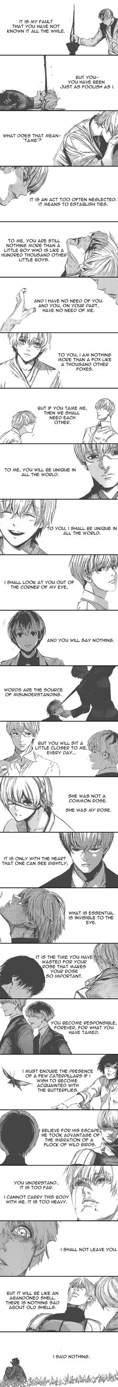 Tokyo Ghoul | Little Prince