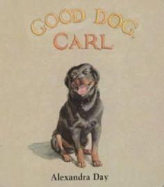 Good Dog, Carl (Board book)
